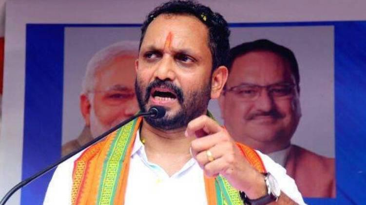 Thomas Isaac should resign;k. Surendran