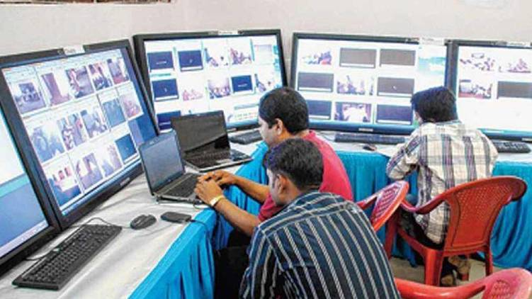 Proposal to install webcasting system in problem booths