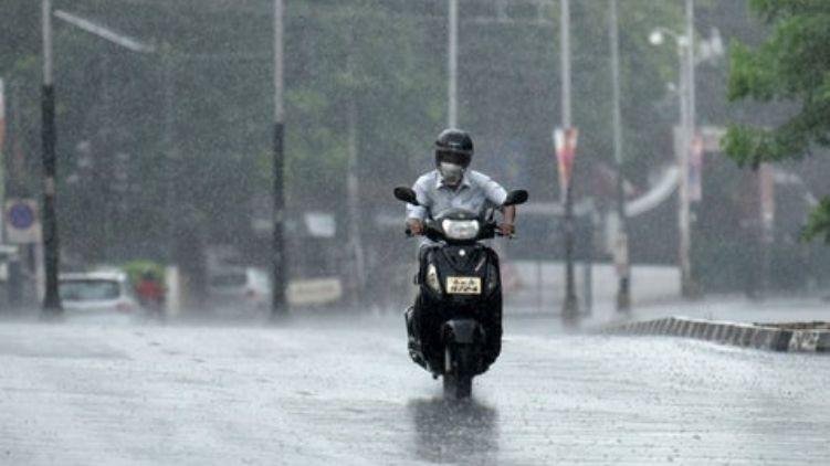 heavy rain expected in kerala
