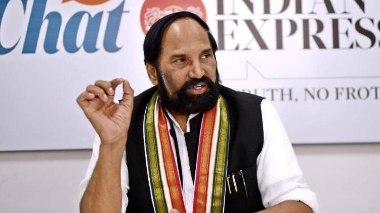 Uttam Kumar Reddy resigns as chief of Telangana Congress