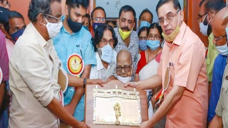 akkitham jnanpith award