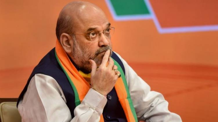 amit shah meeting with farmers today