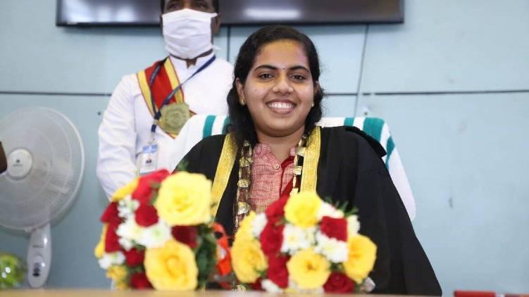 arya rajendran indias youngest mayor