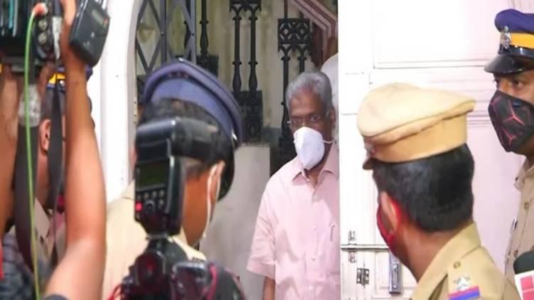 cm raveendran will be interrogated again