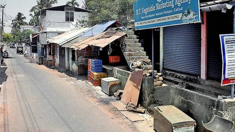 curfew in kozhikode for two days