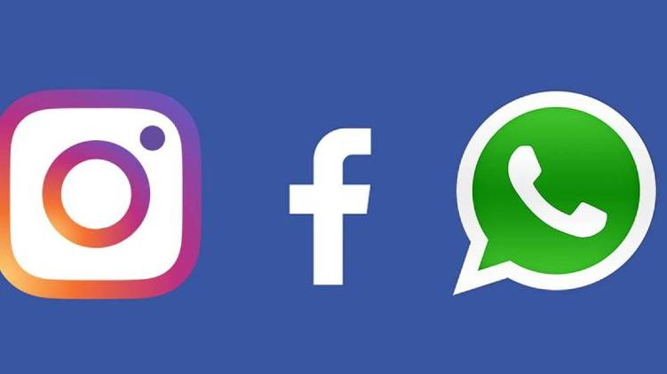 facebook instagram whatsapp reports problem