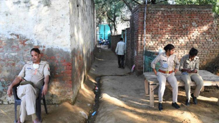 hathras case cbi submits charge sheet