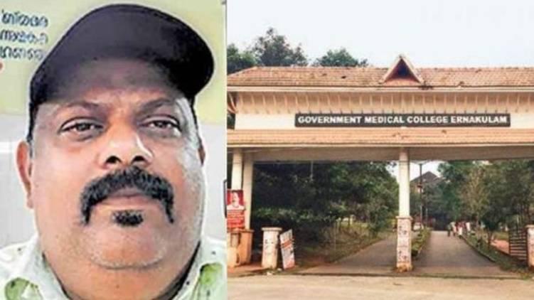 kalamassery medical college haris death