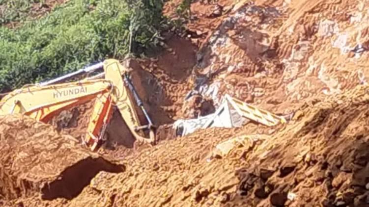 landslide in wayanad claimed one life