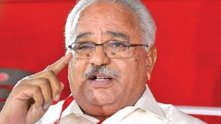 ldf will get a glorious victory says kanam rajendran