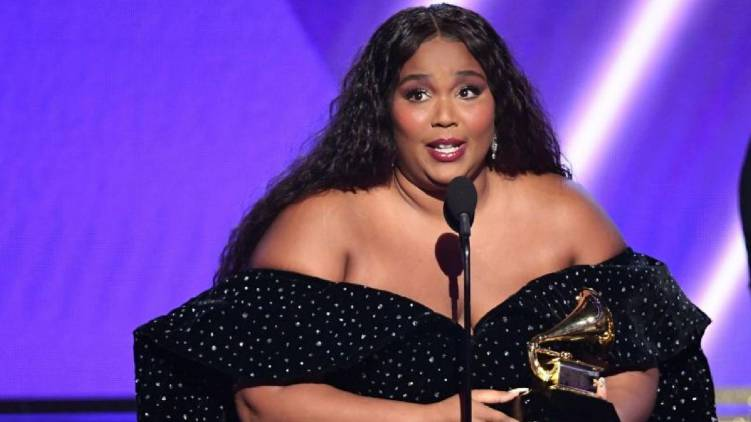 lizzo bags grammy