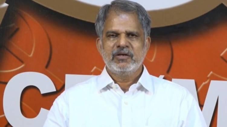 manilal's was political murder says a vijayaraghavan