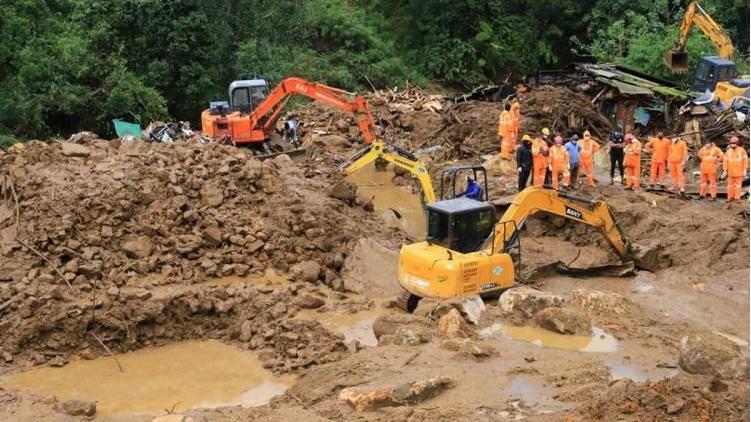pettimudy landslide