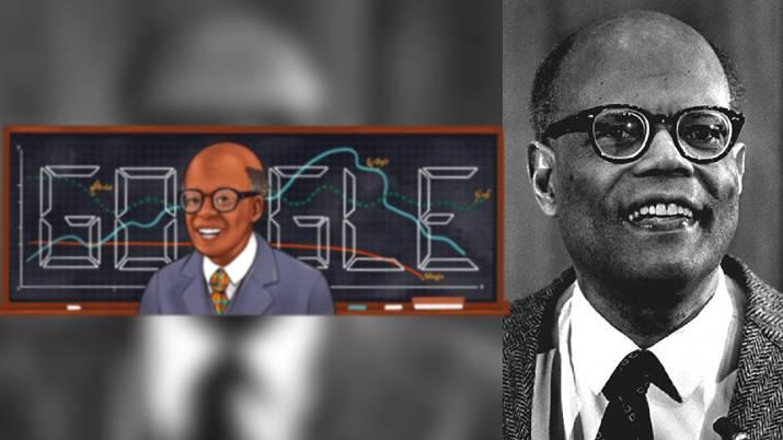 Sir W. Arthur Lewis google doodle