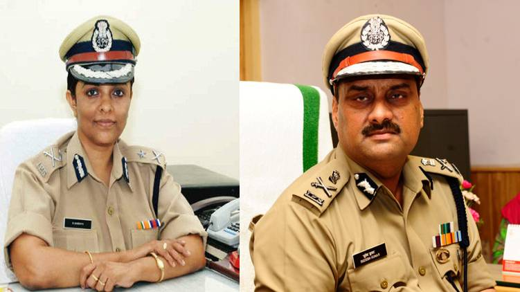 reshuffle in kerala police force
