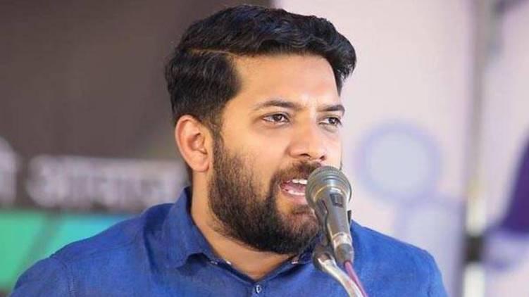 shafi parambil against congress leaders