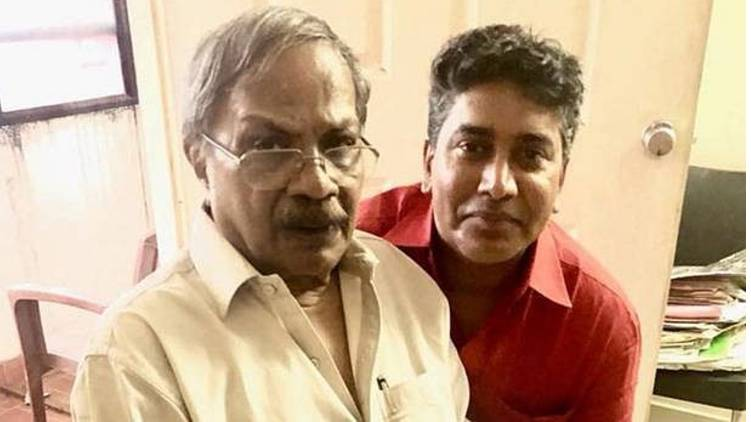 sreekumar gives randamoozham script back
