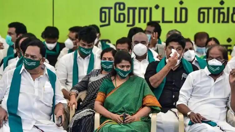 tamil nadu leaders solidarity to farmers protest