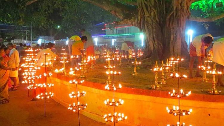 temple festival guidelines relaxed