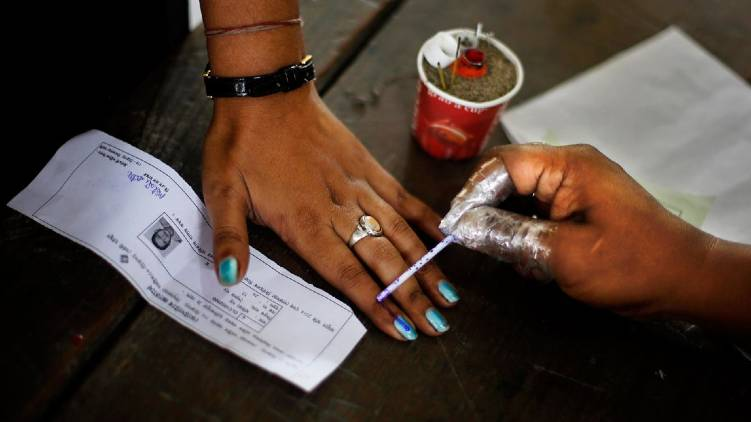 third phase polling ends mark 77.64 rate