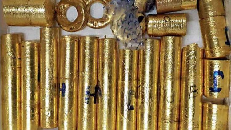 thiruvananthapuram gold smuggling
