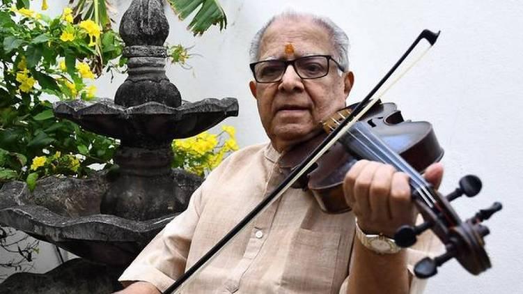 tn krishnan passes away
