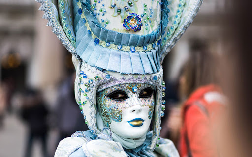 venice carnival banned