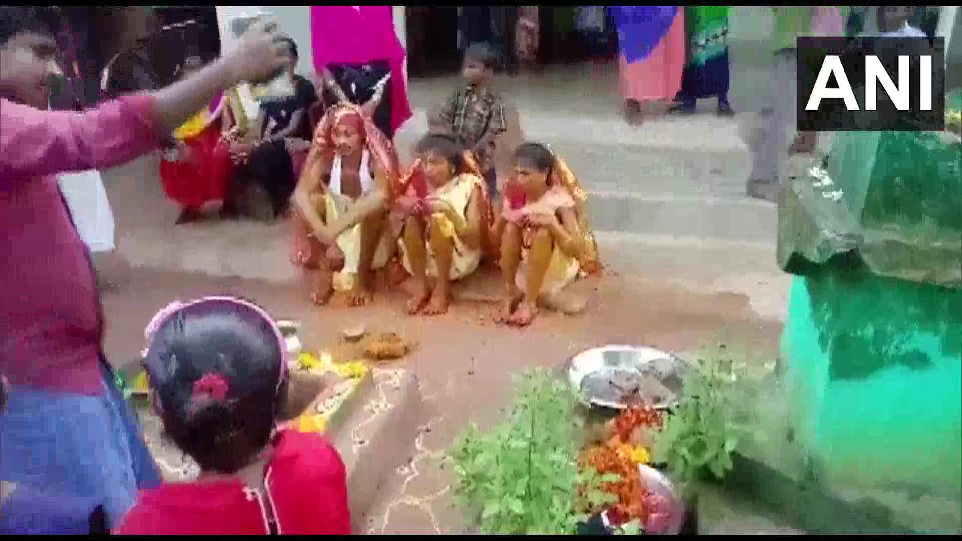Man Marries two Women Together