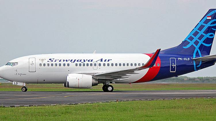Indonesia flight goes missing with 50 on board
