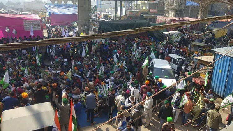 Governments strengthened farmers protest
