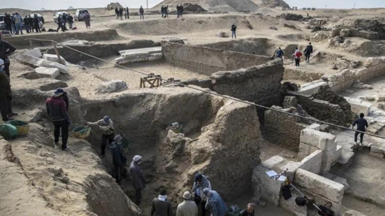 Egypt Ancient Treasures History