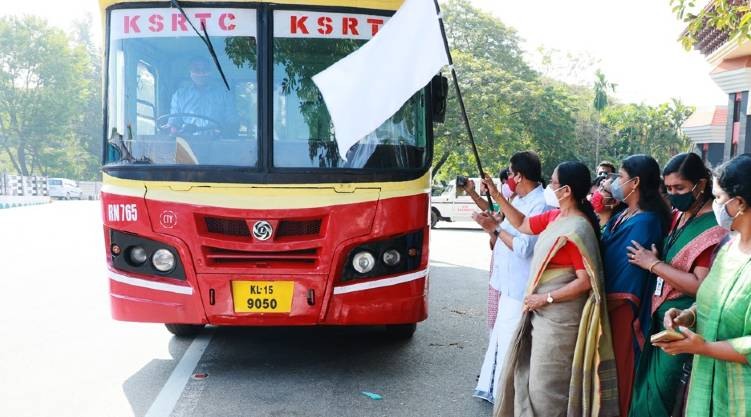 Bus branding to get a closer look at Nirbhaya cell activities