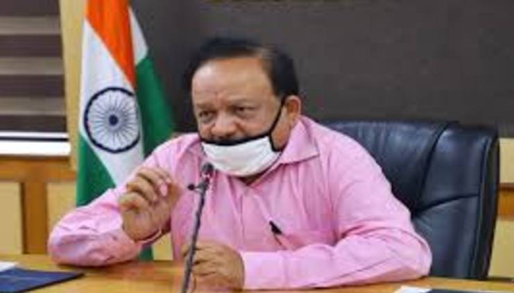 covacsin controversy; Union Health Minister Harsha Vardhan replied