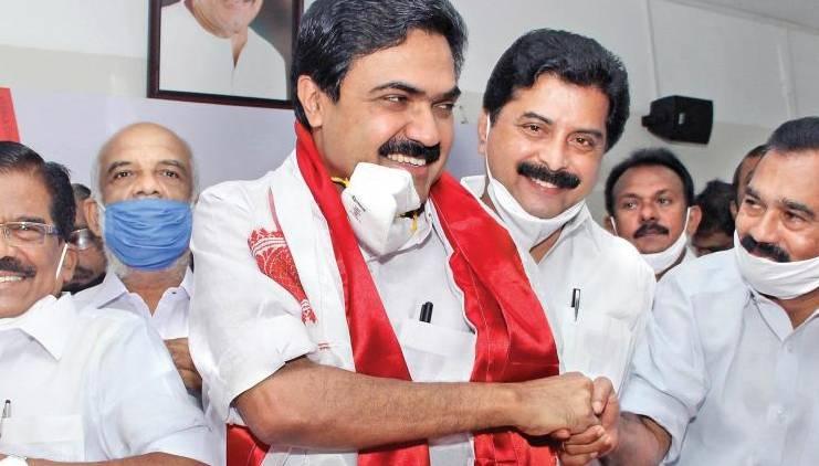 - Jose K. Mani elected as the Chairman of the Kerala Congress