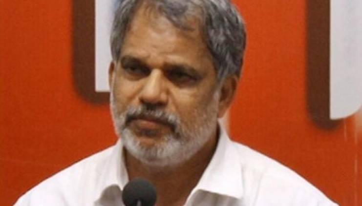 CPIM state secretary A Vijayaraghavan against the Congress