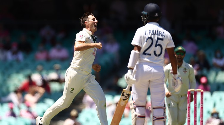 india allout australia test