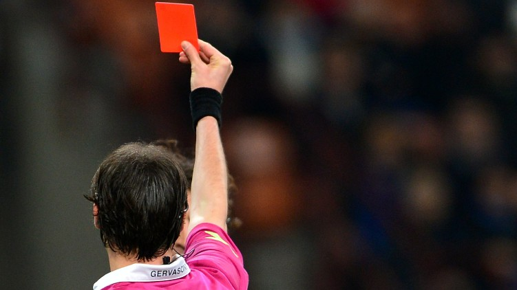 two referees out ISL