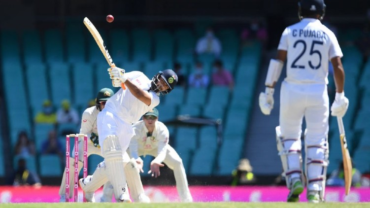 india 206 australia test