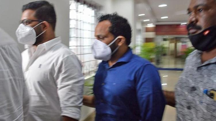 Bineesh Kodiyeri applied bail