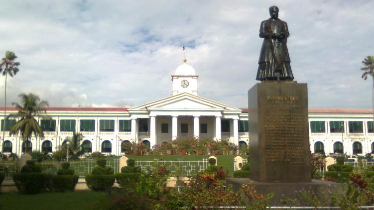 candidate selection in thiruvananthapuram