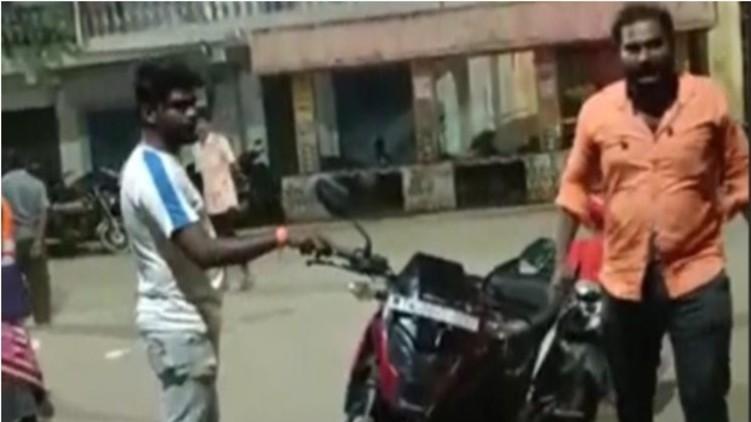 BJP Workers Muslim Arrested