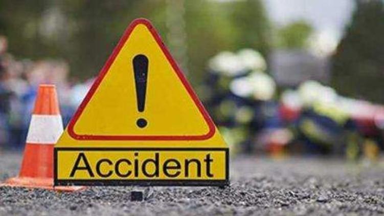 bike collided two killed
