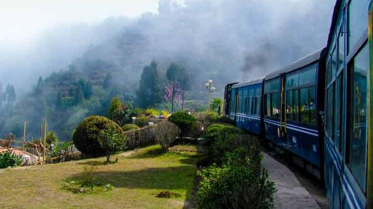 Train service tourism Munnar