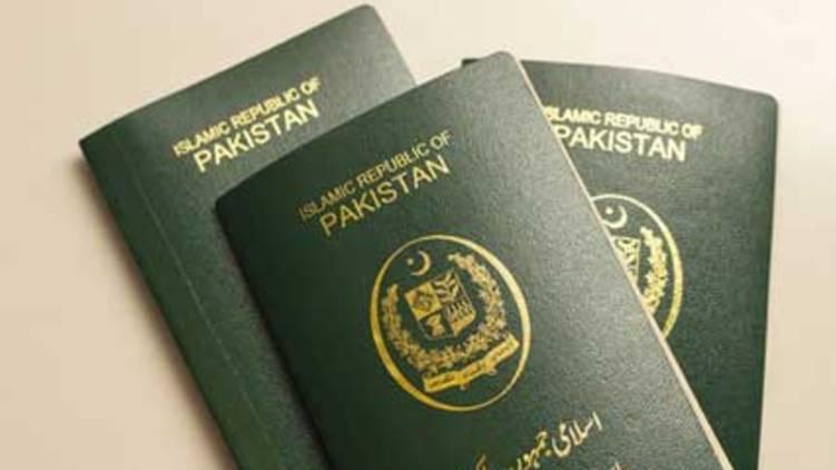 pakisthan passport