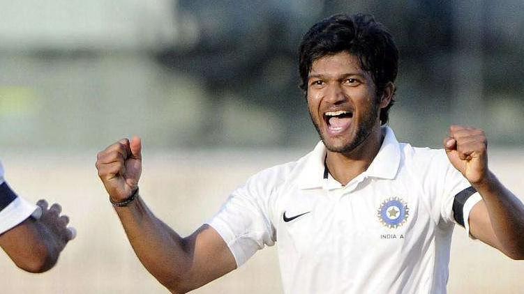 haryana batting kerala mushtaq