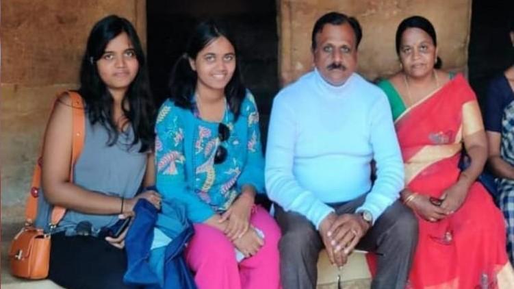 parents sacrifices daughters arrested