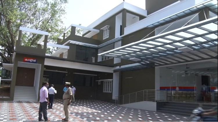 building aluva police station
