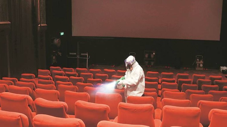 Centre 100% occupancy theatres