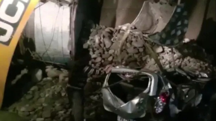 west bengal road accident
