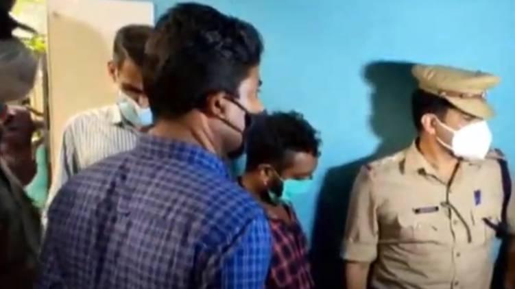 panthavur irshad murder case